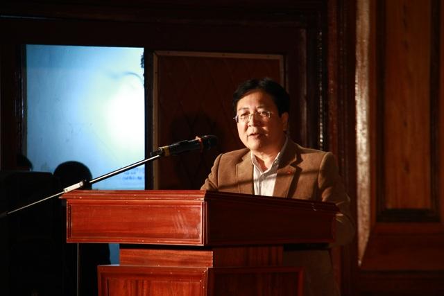 Thứ trưởng Vương Duy Biên phát biểu tại lễ bế mạc.