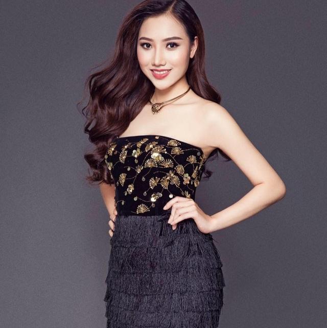 Trong một thời gian ngắn, Hoàng Thu Thảo tham gia tới 2 cuộc thi Hoa hậu quốc tế. Ảnh: TT.