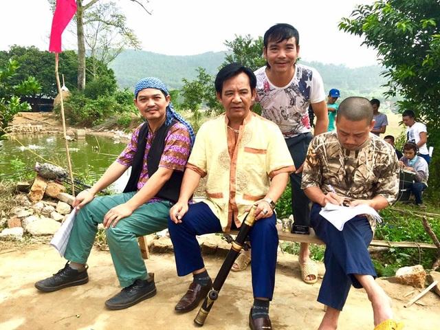 Theo Trung Hiếu, anh thích đóng hài Tết vì anh được hoá thân thành nhiều dạng vai khác nhau.