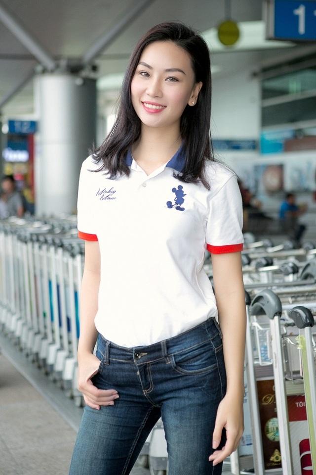 Phạm Thuỳ Linh từng đạt giải Nhì cuộc thi Siêu mẫu 2010.