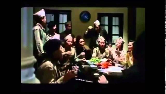 Một cảnh trong phim Hà Nội mùa đông năm 1946. Ảnh: TL.
