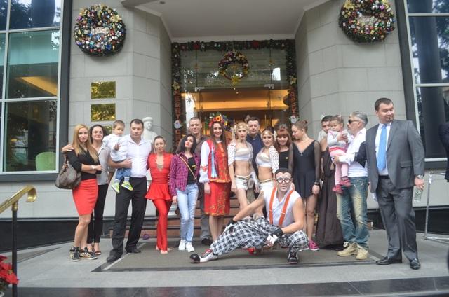 Các nghệ sĩ Ukraine sẽ tham gia biểu diễn tại Việt Nam.