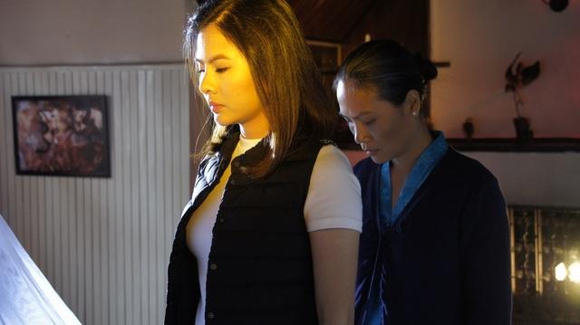 Một cảnh của Vân Trang khiến Huỳnh Đông ám ảnh không nguôi.