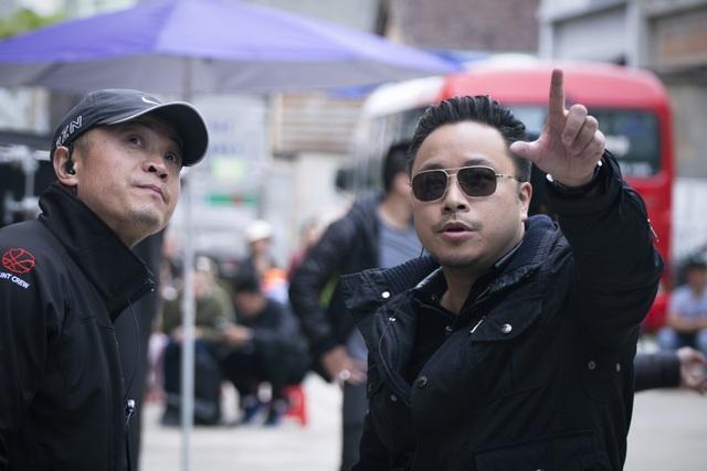 Victor Vũ âm thầm lên xứ lạnh làm phim cùng Vincent Wang - 5