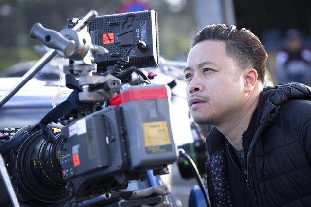 Victor Vũ âm thầm lên xứ lạnh làm phim cùng Vincent Wang - 1