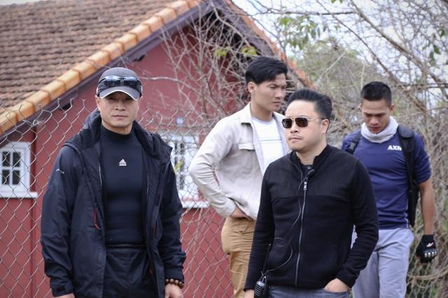 Victor Vũ âm thầm lên xứ lạnh làm phim cùng Vincent Wang - 4