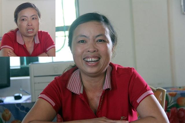Thoát chết trong gang tấc, giờ thì nụ cười đã trở lại của cô giáo Hồ Thị Thu Lan khi những nỗ lực của cá nhân và tập thể đã giúp trường đón học sinh trở lại học tập, vui chơi.