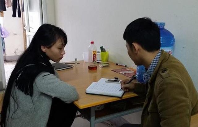Nhiều sinh viên ở khu ký túc xá trường Đại học Hà Tĩnh rất lo lắng trước việc xe máy bị mất liên tục.