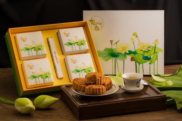 Hộp bánh Thanh Nguyệt sử dụng 100% nguyên liệu tự nhiên và đường không năng lượng của Hữu Nghị dành riêng cho người có chỉ số đường huyết cao, người bị tiểu đường, tim mạch...