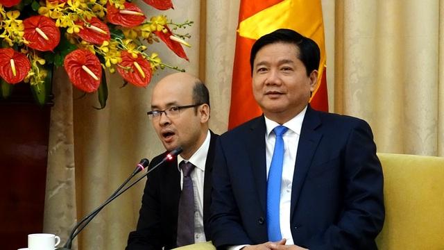 Bí thư Thăng chúc mừng mối quan hệ tốt đẹp của 2 nước ngày càng phát triển