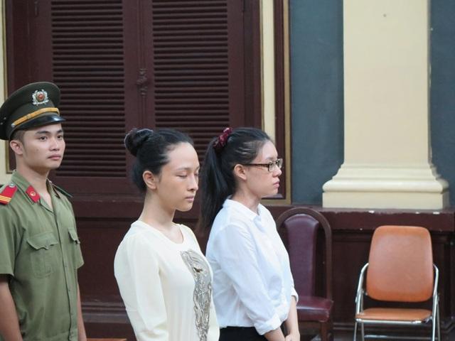 Bị cáo tại phiên tòa ngày 21/9
