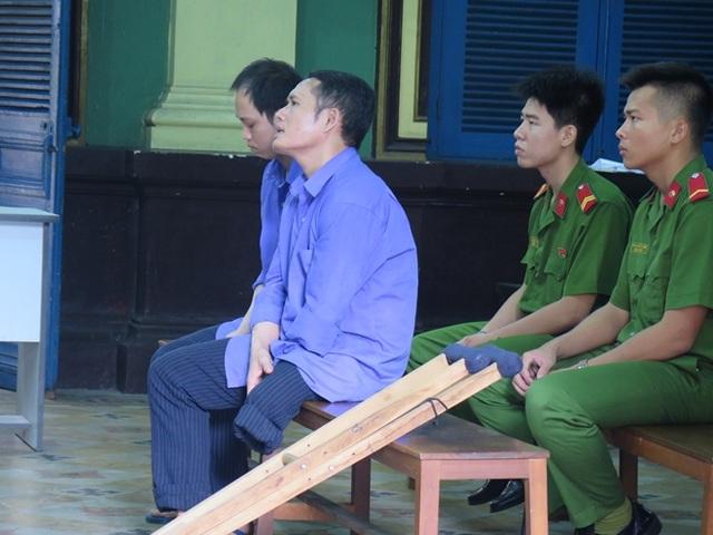 Với lượng ma túy rất lớn, VKSND TPHCM kháng nghị tử hình đối với bị cáo Vĩnh.