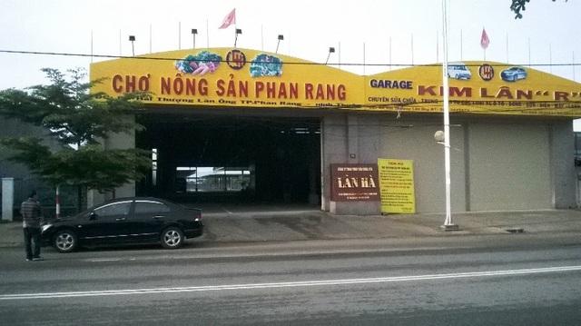 Chợ mới Lân Hà, địa điểm sẽ tiếp nhận bà con tiểu thương chợ Tấn Tài sau khi đóng cửa