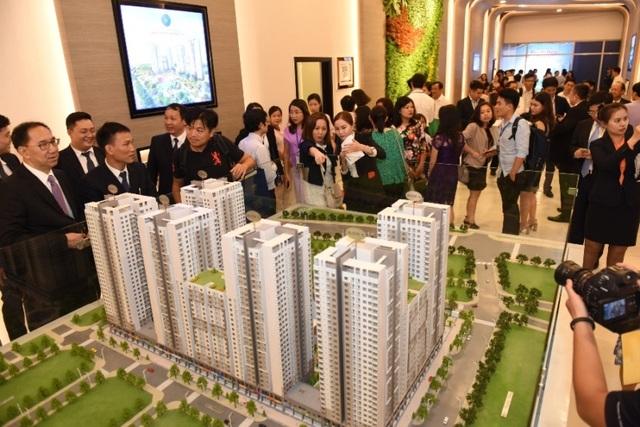 Dự án ở khu vực Nam TP.HCM đang thu hút lượng quan tâm lớn của giới trẻ là Saigon South Residences của chủ đầu tư Phú Mỹ Hưng