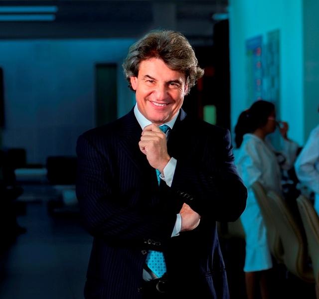 Bác sĩ Jean Marcel Guillon, TGĐ FV