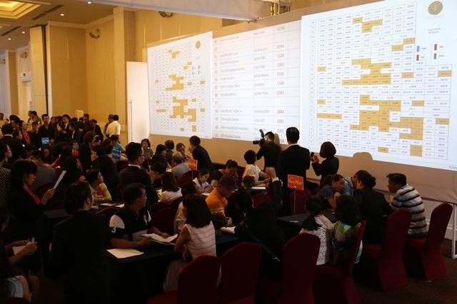 """Điểm hấp dẫn của Saigon South Residences là nhiều căn hộ diện tích nhỏ, giá thành hợp lý và lịch thanh toán dài ngày nên nhóm khách hàng của nó rất rộng. Ông Trương Quốc Hưng – Phó Tổng Giám Đốc Công ty Phú Mỹ Hưng, cho biết: """"Nhắm vào đối tượng khách trẻ tuổi nên 68% căn hộ trong dự án là loại căn hộ hai phòng ngủ, với diện tích sử dụng từ 60-70m2 và phần lớn các căn hộ này mức giá từ 2 tỉ đồng, giá này đã bao gồm quỹ bảo trì, thuế VAT""""."""