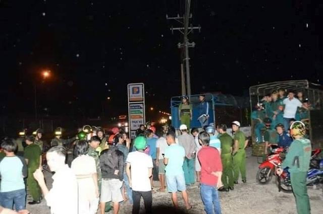 600 học viên cai nghiện trốn trại, gây náo loạn quốc lộ giữa đêm - 1