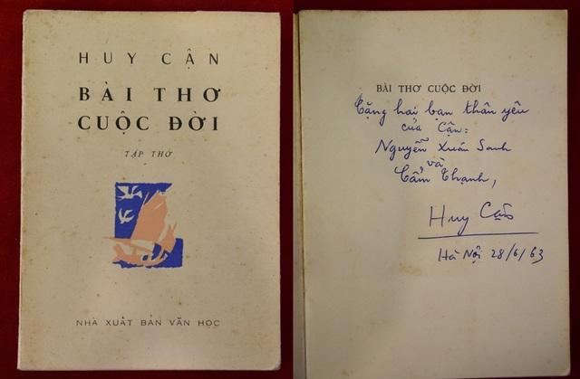 Bút tích của tác giả trên ấn bản đặc biệt (ảnh: XH)
