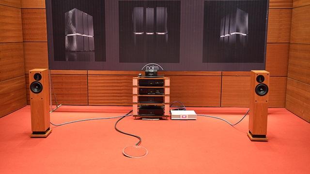 Hệ thống của Thanh Tùng Audio, trông rất đơn giản và gọn gàng nhưng cho chất âm tuyệt vời.
