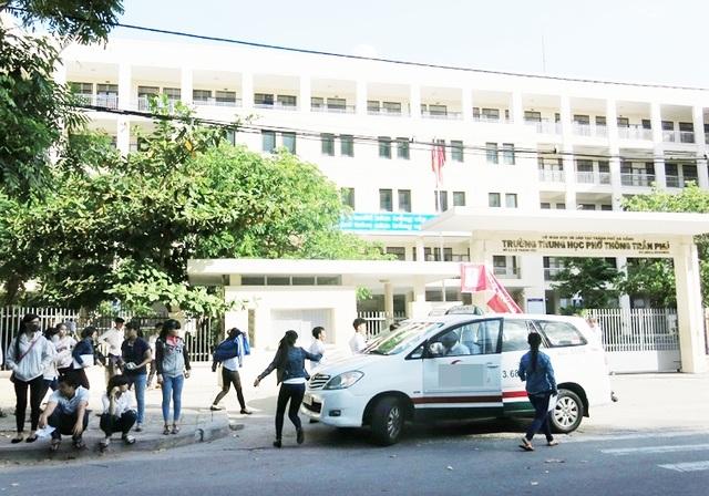 Trường THPT Trần Phú (Đà Nẵng)