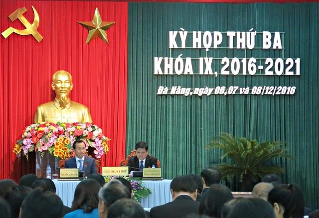 Kỳ họp thứ ba - kỳ họp thường lệ cuối năm 2016, nhiệm kỳ 2016-2021 của Hội đồng nhân dân (HĐND) thành phố Đà Nẵng vừa chính thức khai mạc.