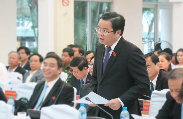 Đại biểu Lê Minh Trung: Người đứng đầu có quyền quyết định và phải chịu trách nhiệm cá nhân với những sai phạm do mình điều hành gây ra