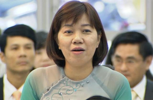 Đại biểu Lê Thị Thu Hồng: Đà Nẵng có giải pháp nào để phát triển văn hóa tương xứng với tăng trưởng kinh tế?