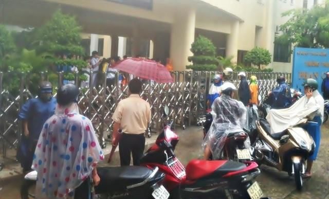 Đà Nẵng khuyến cáo học sinh, phụ huynh hạn chế đi lại trong vùng mưa lũ (ảnh minh họa)