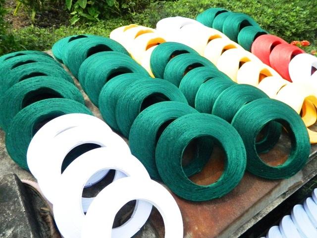 Những năm 1960 làng nghề khăn xếp tưởng chừng như tan rã. Nhưng đến đầu năm 1990 làng khăn xếp bắt đầu quá trình hưng thịnh