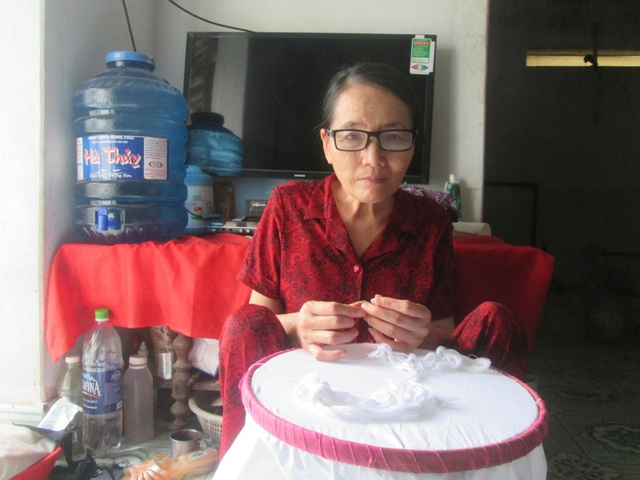 Bà Nguyễn Thị Túy, người đàn bà tật nguyền muốn hiến xác cho Y học