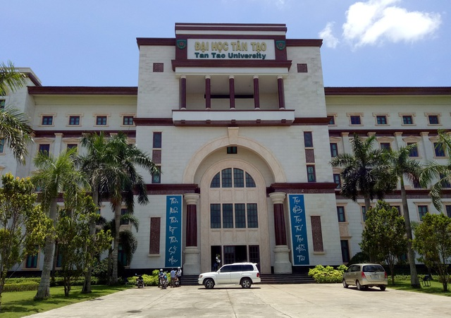 Trường ĐH Tân Tạo (Long An)