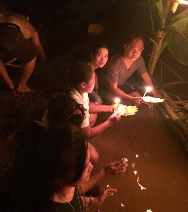 Lễ hội đua thuyền trên dòng sông Mê Kông - 16