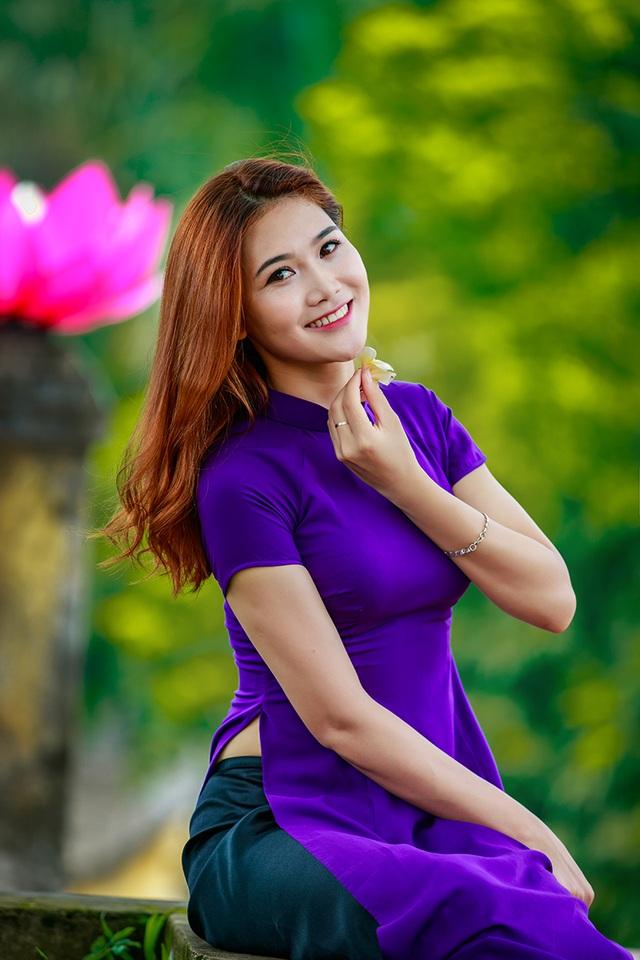 """Phạm Thị Hồng Châm đăng quang trong đêm chung kết cuộc thi """"Duyên dáng sinh viên Dược"""" năm 2016 vào ngày 25/3 vừa qua."""