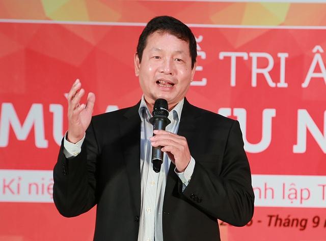 Ông Trương Gia Bình - Chủ tịch HĐQT đầu tiên của ĐH FPT thuật lại bối cảnh giáo dục đại học Việt Nam 10 năm trước.