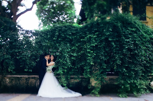 Bộ ảnh cưới của cặp đôi sinh cùng ngày cùng tháng cùng năm - 11