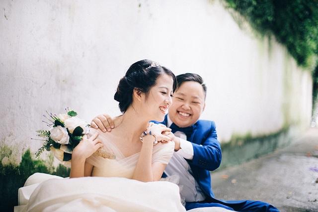 Bộ ảnh cưới của cặp đôi sinh cùng ngày cùng tháng cùng năm - 12