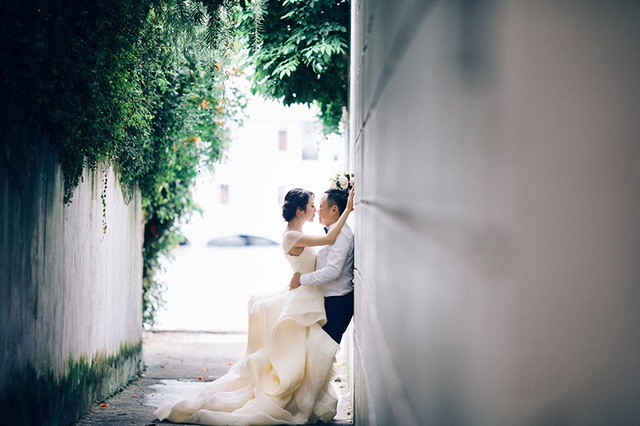 Bộ ảnh cưới của cặp đôi sinh cùng ngày cùng tháng cùng năm - 13