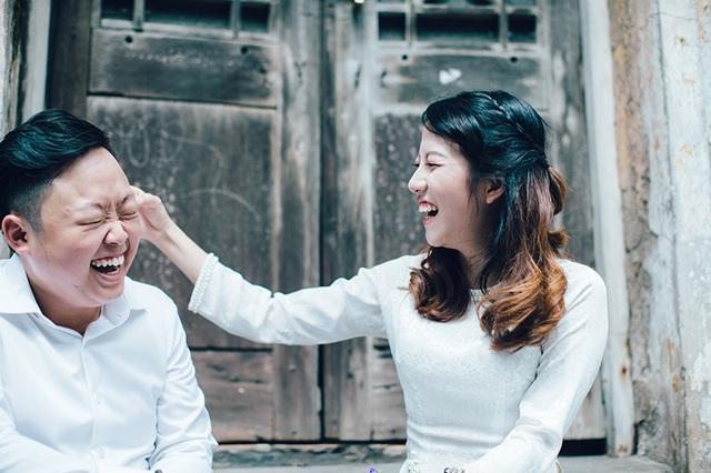 Bộ ảnh cưới của cặp đôi sinh cùng ngày cùng tháng cùng năm - 14