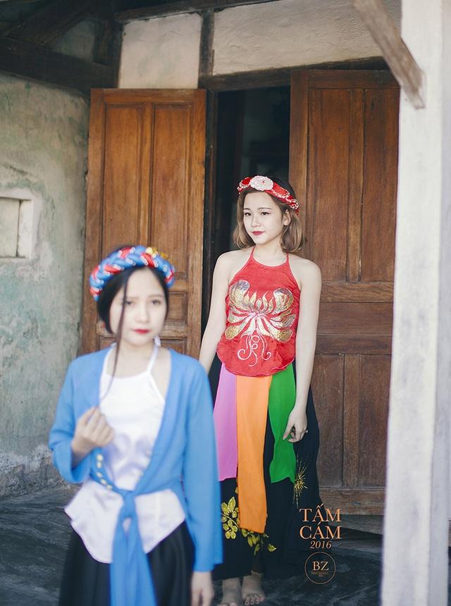 Linh và Huyền sinh ra và lớn lên tại Kỳ Anh - Hà Tĩnh.