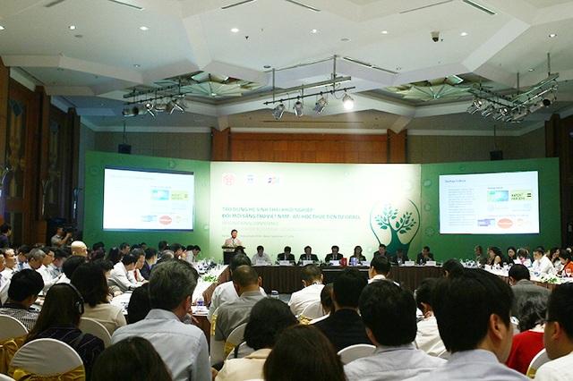 """Hội thảo quốc tế """"Tạo dựng hệ sinh thái khởi nghiệp đổi mới sáng tạo Việt Nam - Bài học thực tiễn từ Israel"""""""
