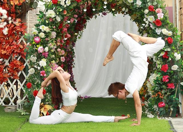 Đối với cặp vợ chồng này, Yoga vừa công việc mà họ đam mê, vừa là nguồn sức khoẻ. Và đặc biệt nhất là bộ môn này đã giúp hai anh chị tìm thấy nhau và có được một gia đình hạnh phúc như bây giờ.
