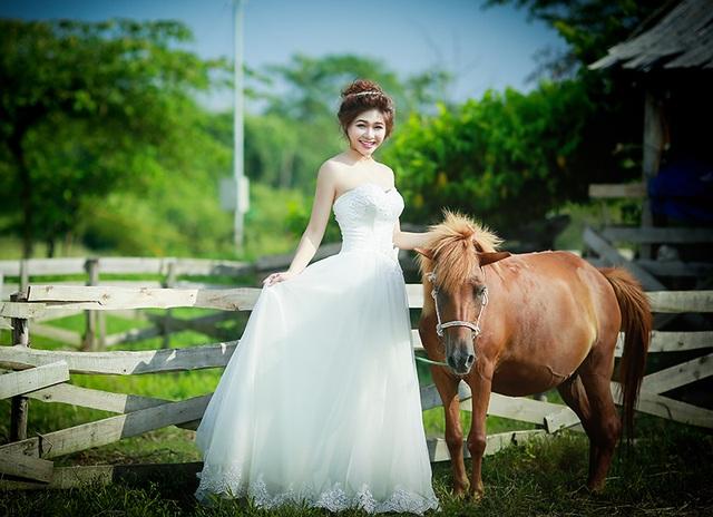 Ngắm nhan sắc của tân Hoa khôi sinh viên Hà Nội - 10