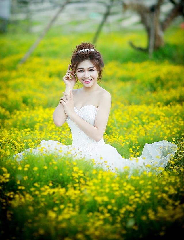 Ngắm nhan sắc của tân Hoa khôi sinh viên Hà Nội - 8