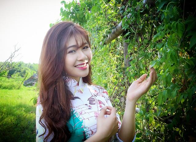 Ngắm nhan sắc của tân Hoa khôi sinh viên Hà Nội - 12