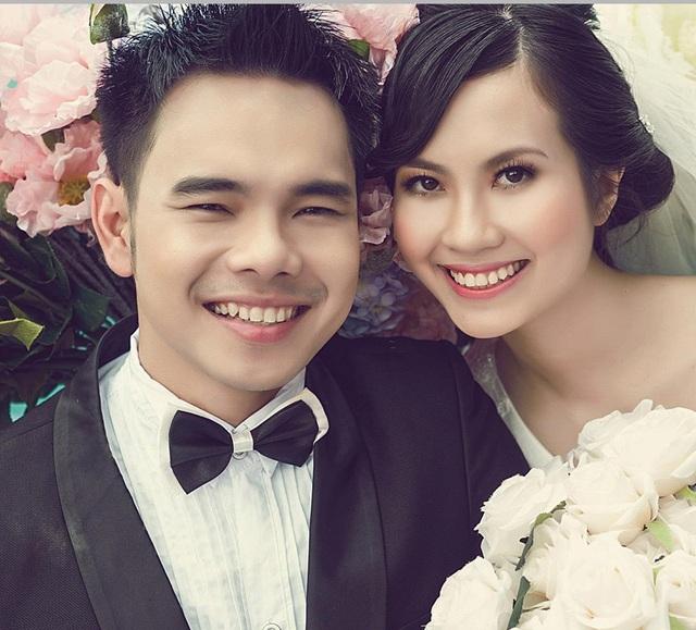 Ảnh cưới của Huyền Trang - Triệu Hoàng.
