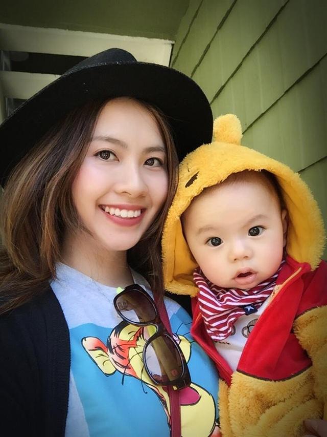Cuộc sống viên mãn của Miss Teen Huyền Trang trên đất Mỹ - 7