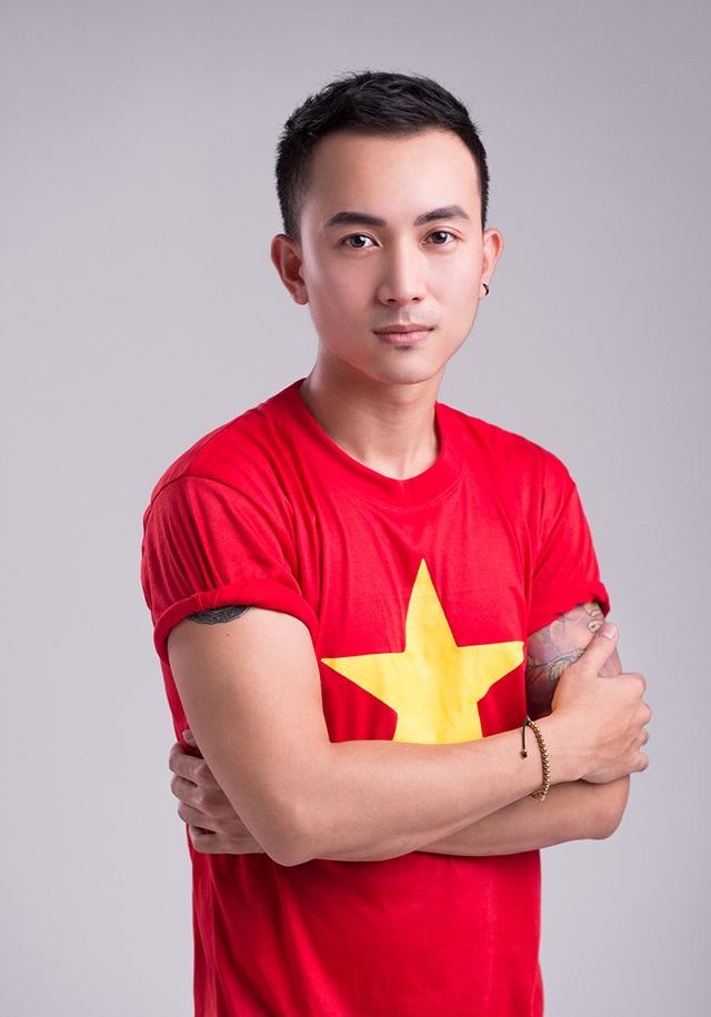 Diễn viên Hoàng Anh Vũ