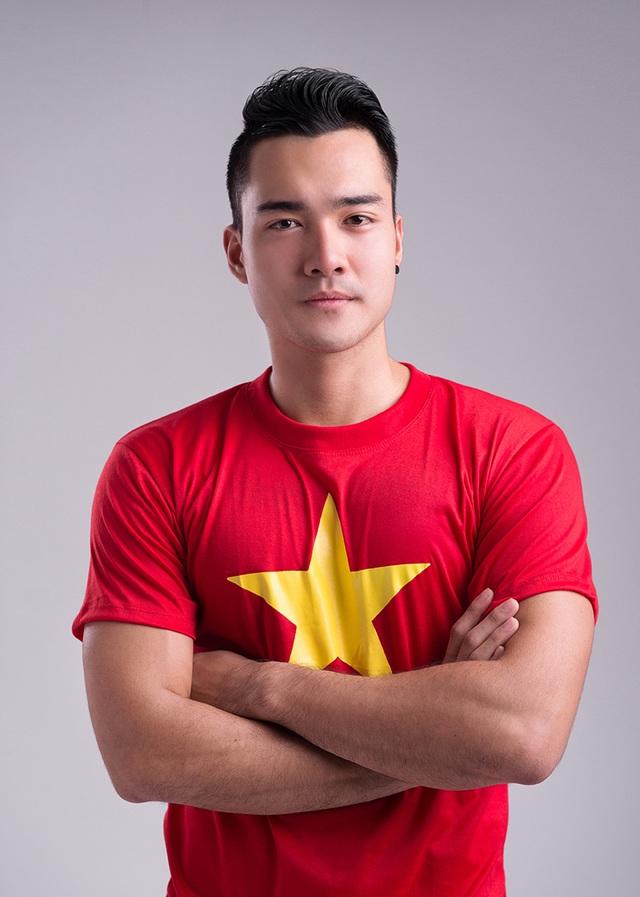 Á Quân Phái mạnh Việt- Nguyễn Minh Tuân