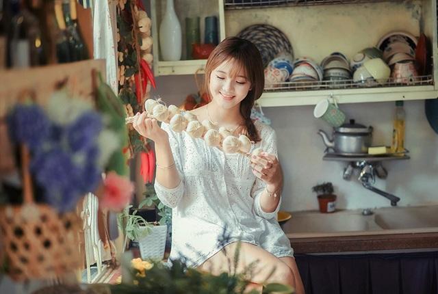 Hương hi vọng rằng cô sẽ gặt hái được thành công trên con đường kinh doanh của chính mình.