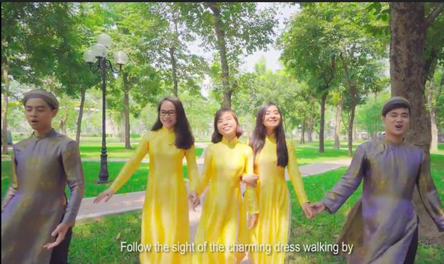 MV tuyệt đẹp giới thiệu Việt Nam của bạn trẻ SSEAYP - 4
